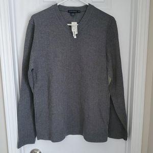 NWT Club Monaco Grey Long Sleeve